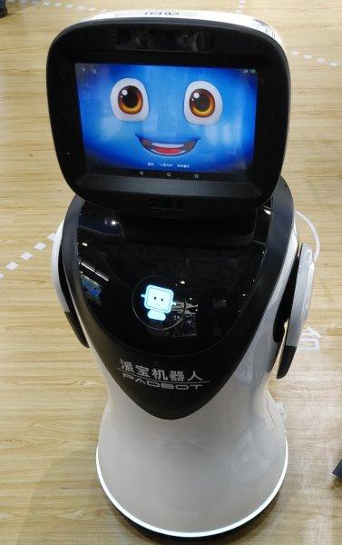 Personal Robot Padbot