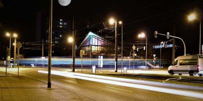 Smart Streetlight Feature