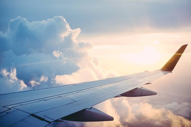 Airplane Iot Flying
