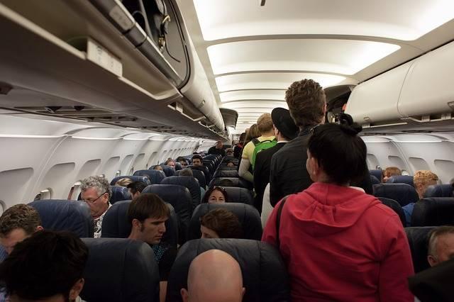 Airplane Iot Passengers