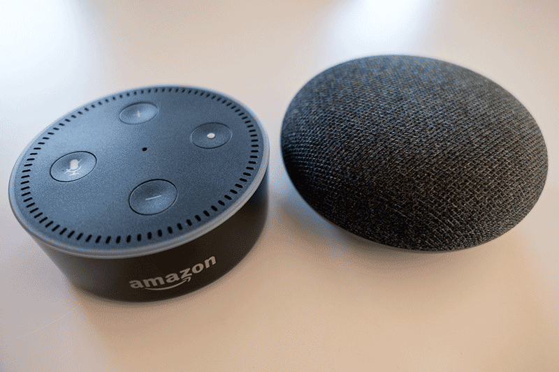Alexa Vs Google Home Dot And Mini