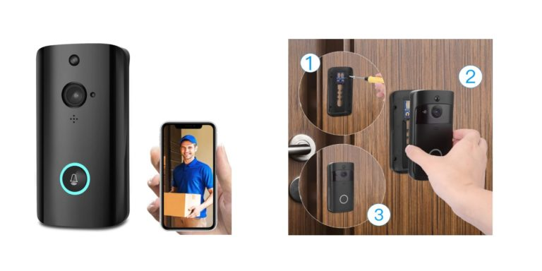 Featured Doorbell Cameras Rep