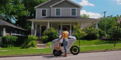 News Autonomous Delivery Bicycle Featured