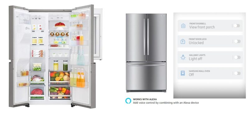 Smart Refrigerator Featured