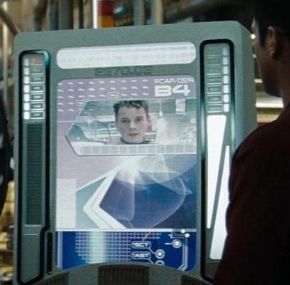 Video Intercom Star Trek Enterprise Tv Series