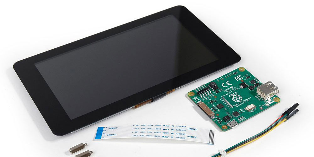 Best Raspberry Pi 4 Accessories Touchscreen