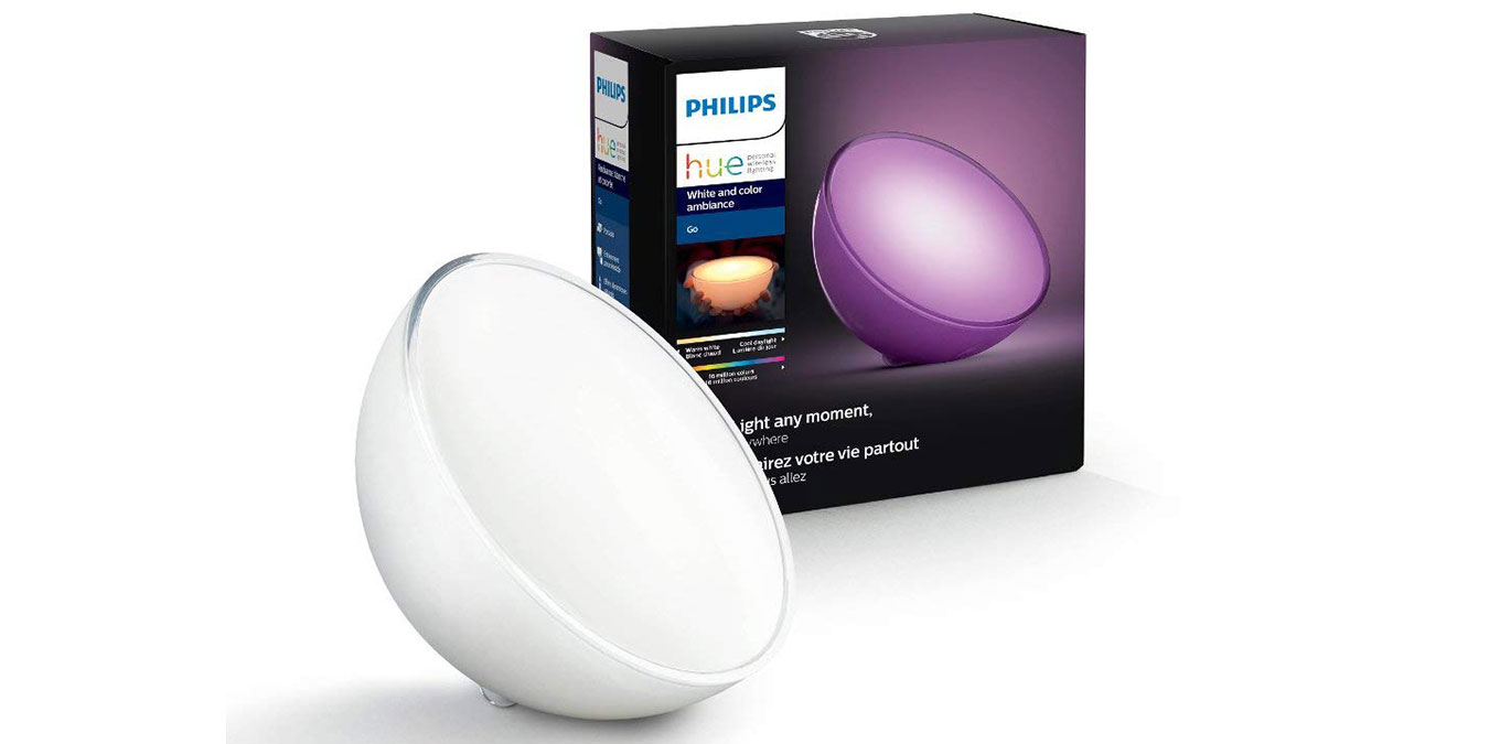 Best Smart Lighting Philips Hue Smart Light Table Lamp