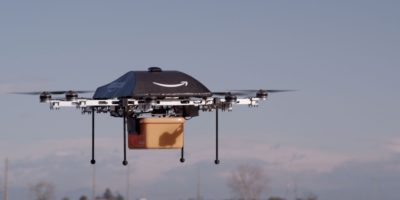 Drone Delivery Feature