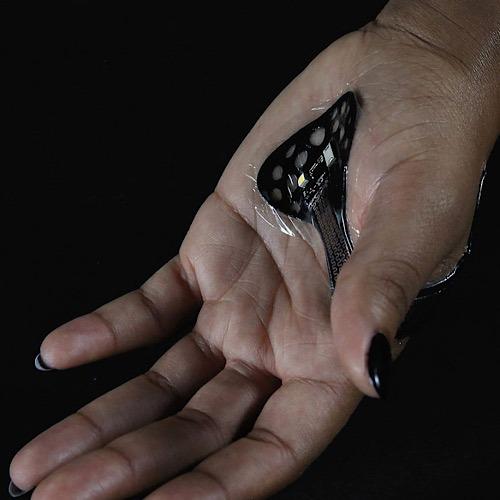 News Wearable Tech Skin Hand