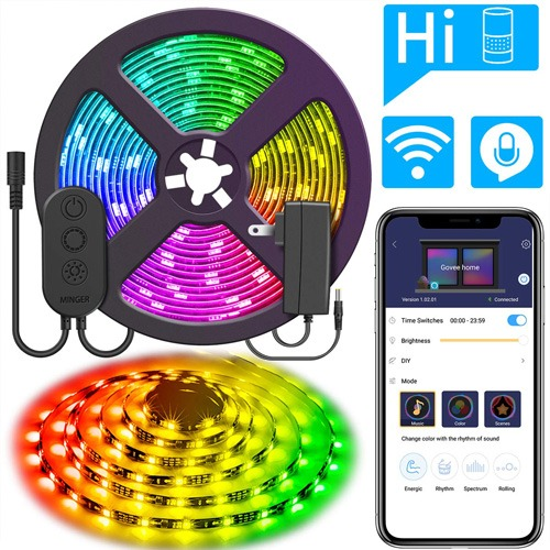 Smart Home Devices For Alexa Dreamcolor Led Strip