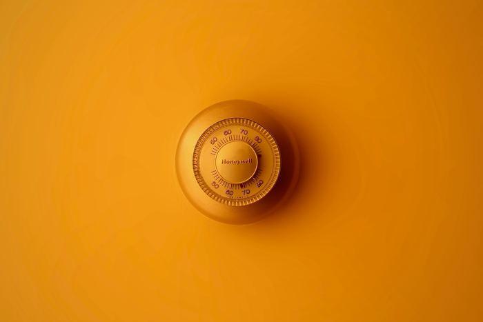 Smart Office Productivity Temperature