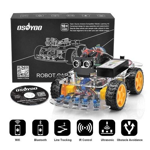 Arduino Robot Iot
