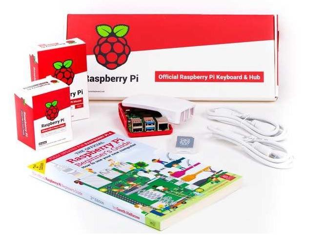 Complete Raspberry Pi 4 Kit