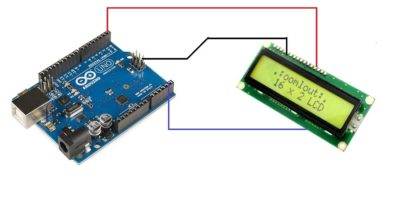 Featured Lcd Arduino Connection