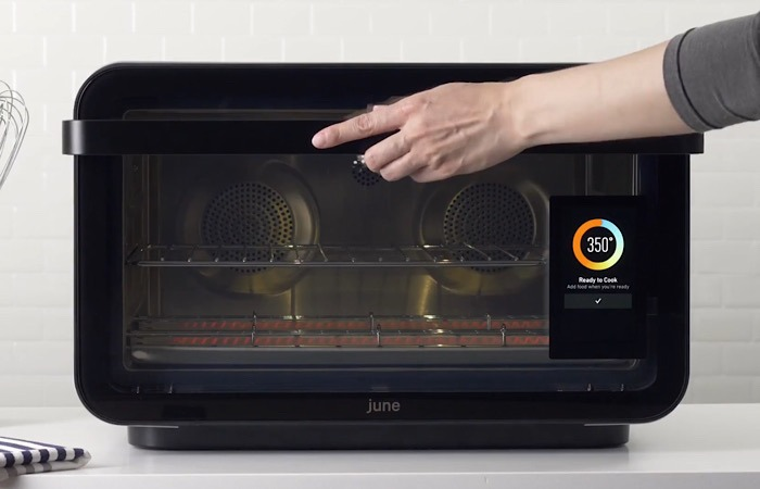 News Smart Ovens Preheating Content