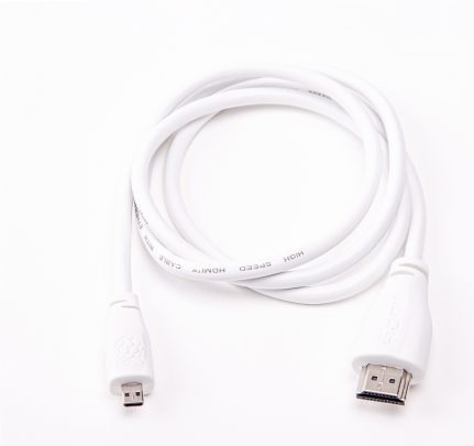 Raspberry Pi 4 Official Hdmi Cables