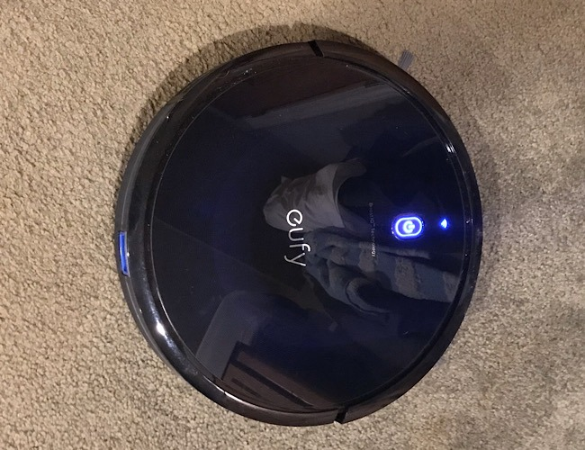 Review Eufy Robovac Carpet