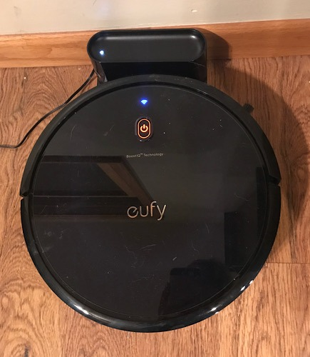 Review Eufy Robovac Charger