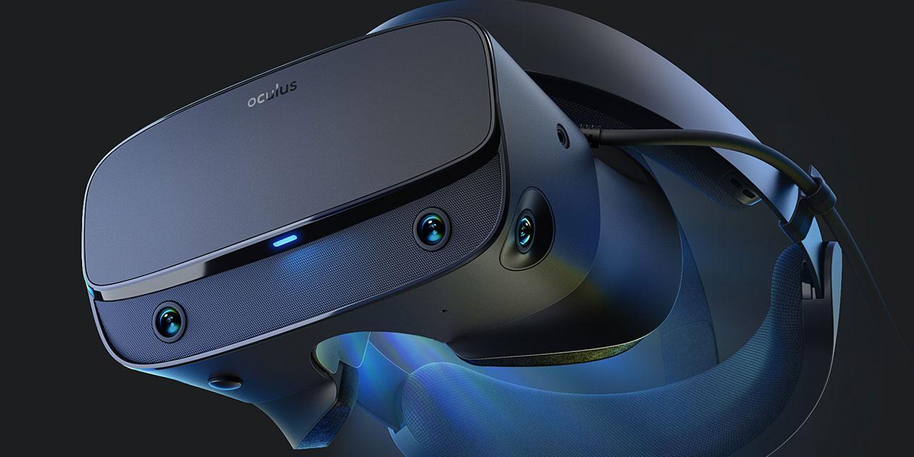 Augmented Reality Vs Virtual Reality Oculus Rift S