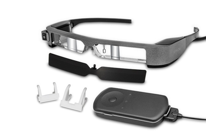 Best Smart Glasses Epson Bt 300fpv