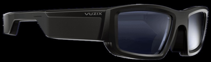Best Smart Glasses Vuzix Blade