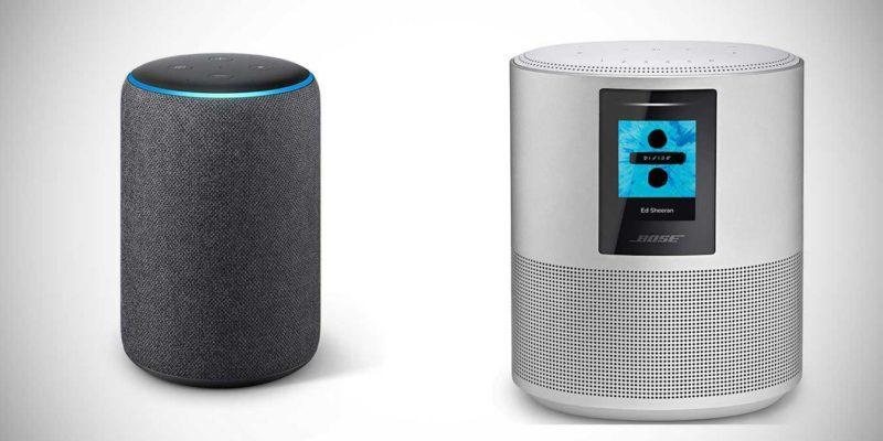 Bose Home Speaker 500 Vs Amazon Echo Featured