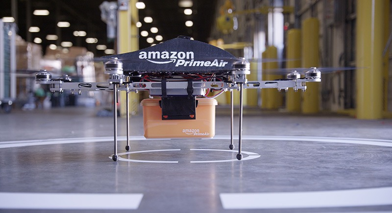 Drone Delivery Prime Air