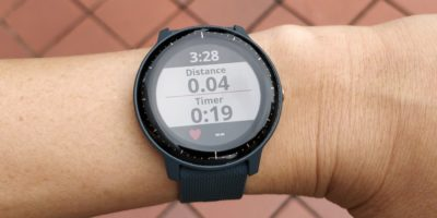 Garmin Vivoactive3 Music Featured