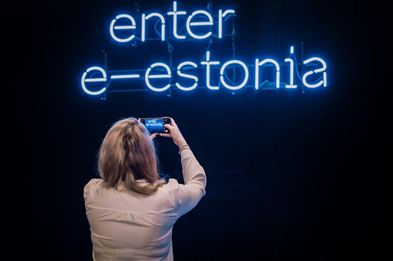 Smart Cities Blockchain E Estonia