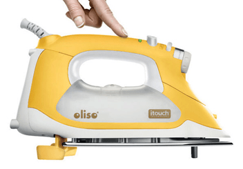 Oliso Smart Iron Touching Handle