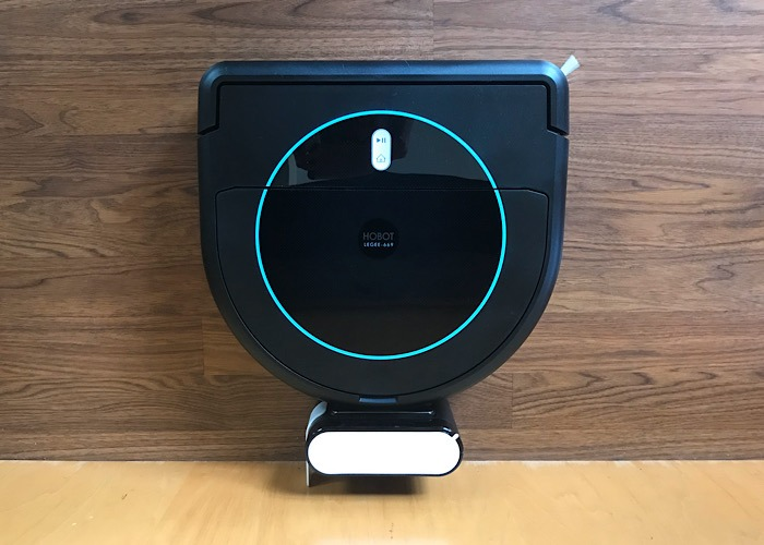 Review Hobot Charger