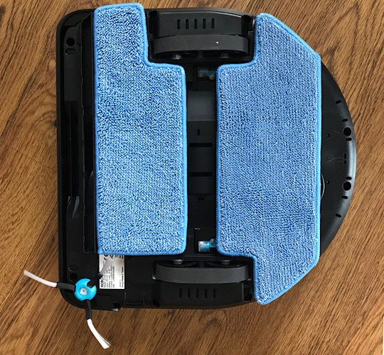 Review Hobot Mopping Pads