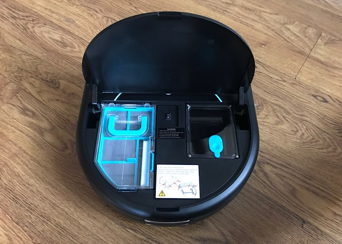Review Hobot Water Tank