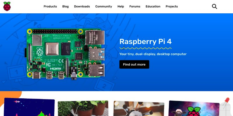 Awesome Raspberry Pi Clusters Raspberry Pi Web Server