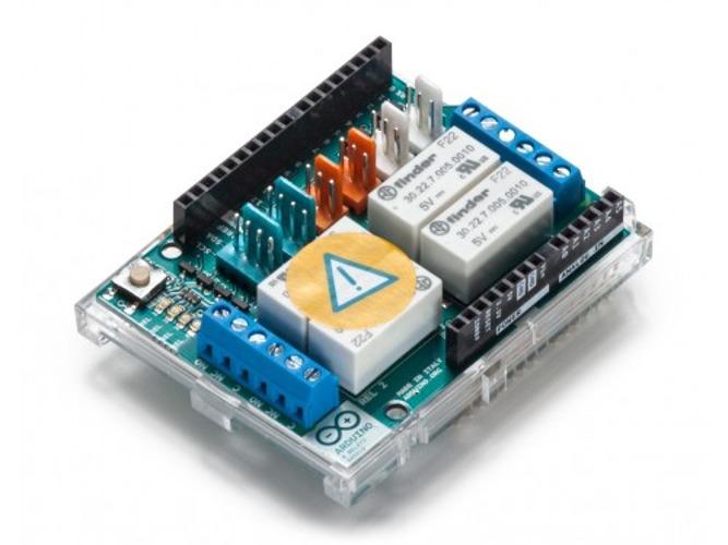 Best Arduino Shields Arduino 4 Relays