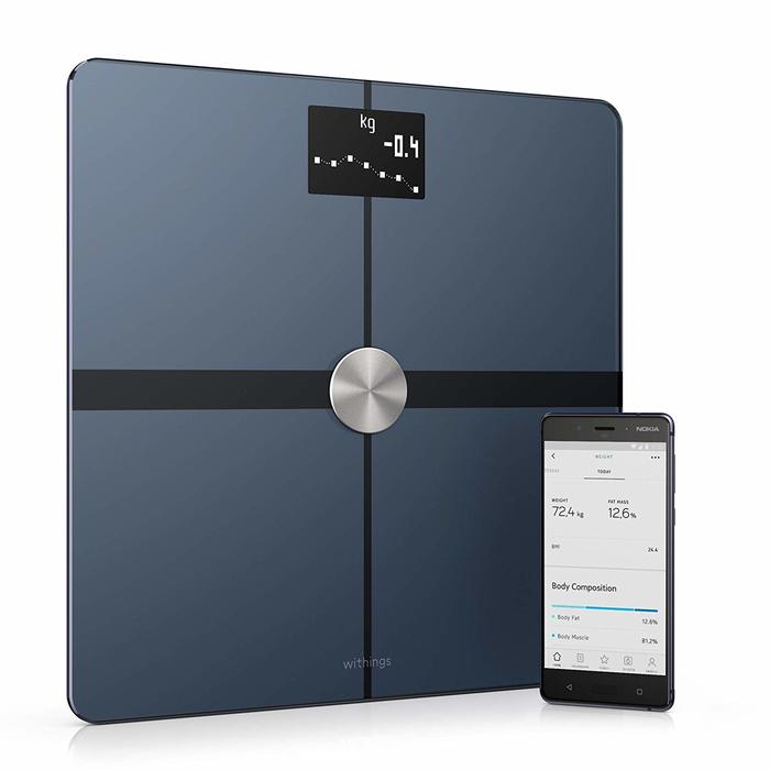 Best Smart Scales Withings Bodyplus