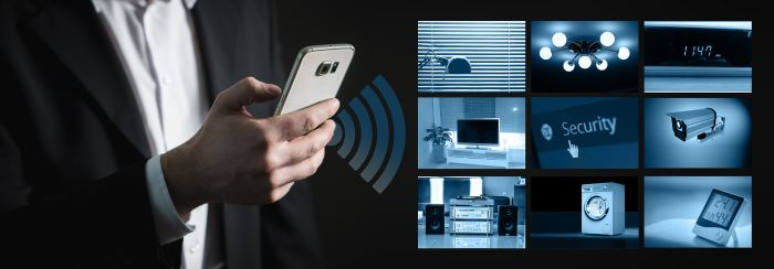 Consumer Iot Smart Home Security Automation