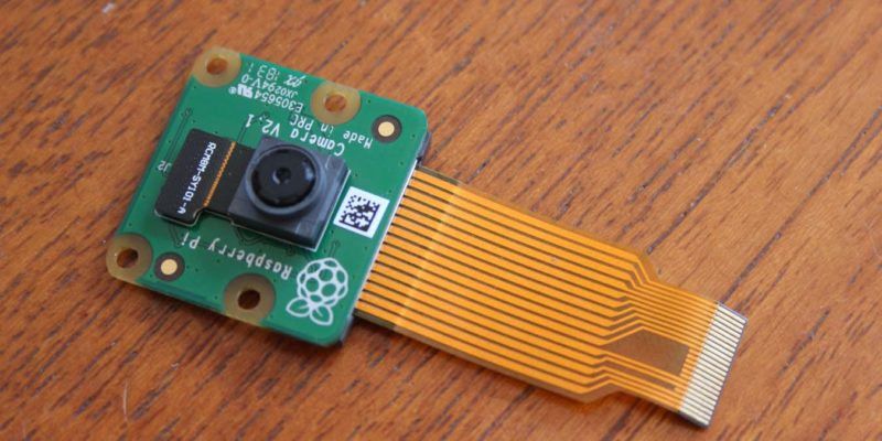 Fitting Raspi Camera Featured