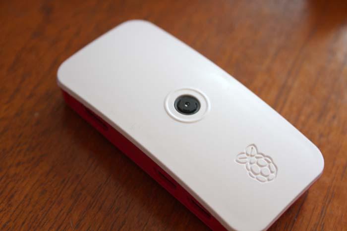 Fitting Raspi Camera Zero Case