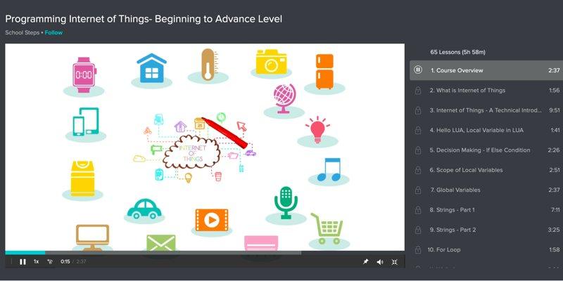Iot Development Courses 1