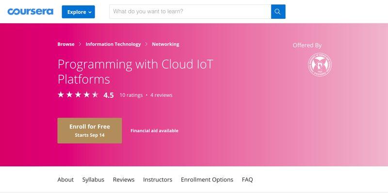 Iot Development Courses 5
