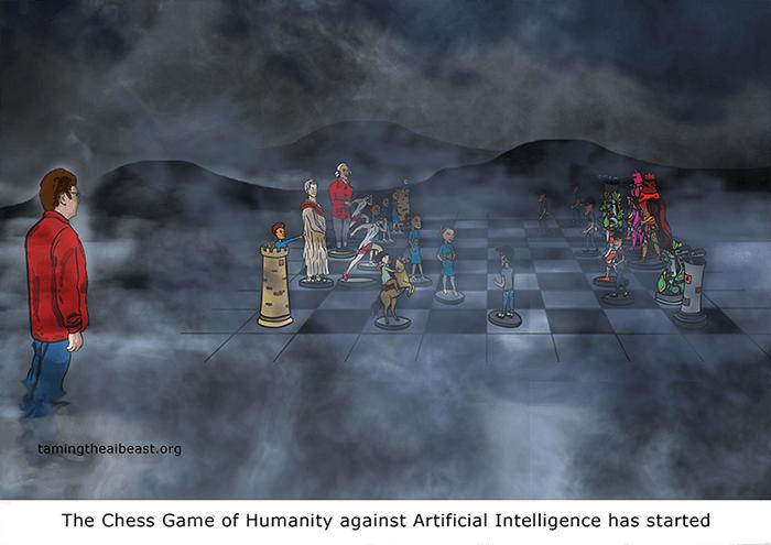 Iot Job Chess Humans Vs Ai