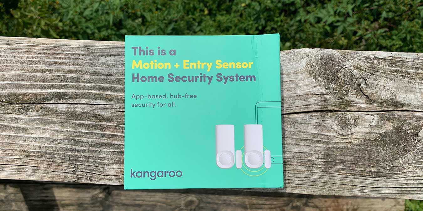 Kangaro Motion Entry Sensor Review Featured