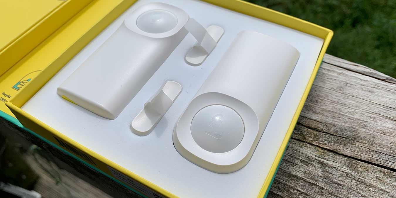 Kangaro Motion Entry Sensor Review In Box