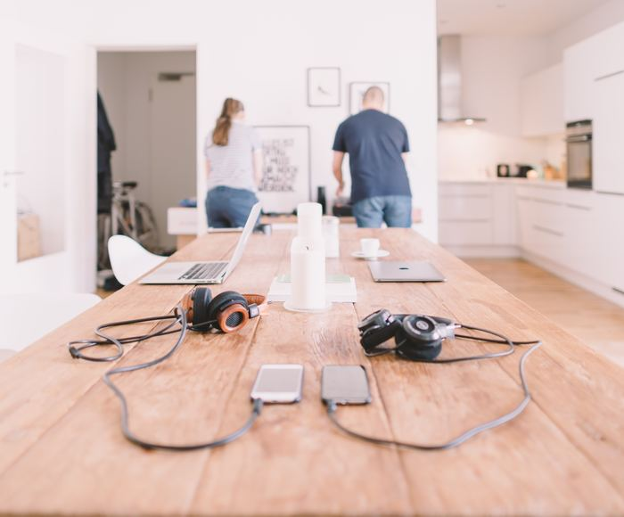 Prepare Family Smart Home Teach