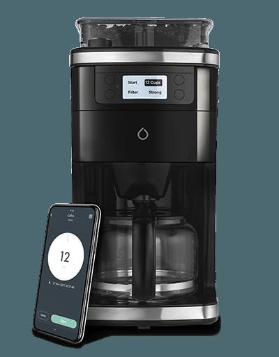 Smart Drinks Smarter Coffee Machine