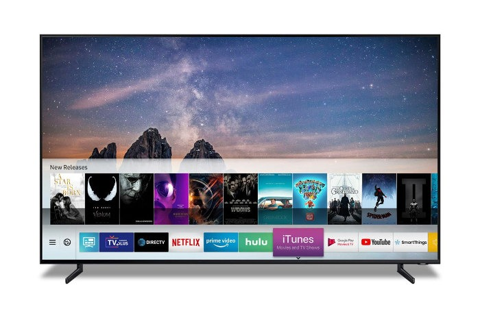 What Is A Smart Tv Samsung Tizen