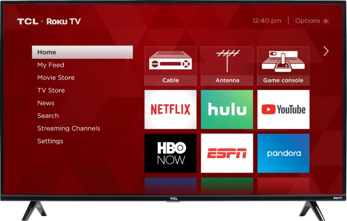 What Is A Smart Tv Tcl Roku Tv
