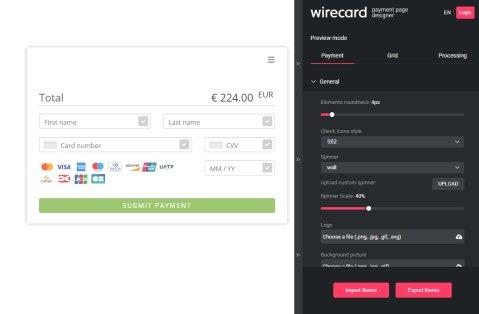 Wirecard Payment Gateway