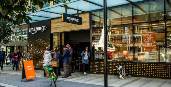 Automated Checkout Amazon